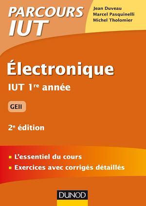Téléchargez le livre :  Electronique - 2e éd