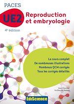 Télécharger le livre :  PACES UE2 Reproduction et Embryologie - 4e éd