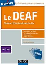 Télécharger le livre :  Le DEAF 2017-2018