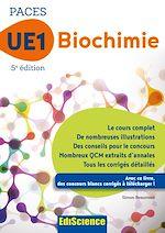 Télécharger le livre :  PACES UE1 Biochimie - 5e éd.