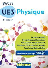 PACES UE3 Physique - 5e éd.