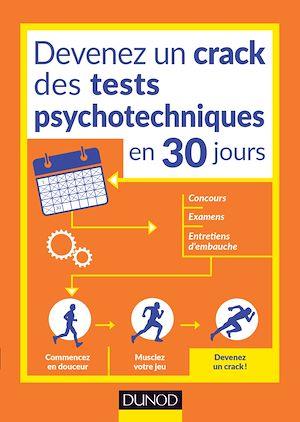 Téléchargez le livre :  Devenez un crack des tests psychotechniques en 30 jours