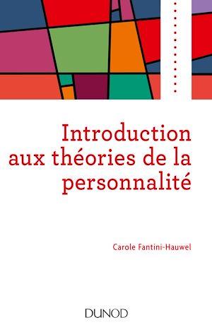 Téléchargez le livre :  Introduction aux théories de la personnalité