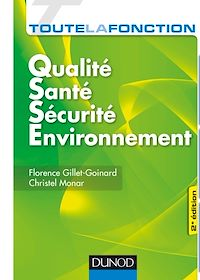 Télécharger le livre : Toute la fonction QSSE - 2e éd.