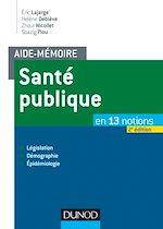 Télécharger le livre :  Aide-mémoire - Santé publique - 2e éd.