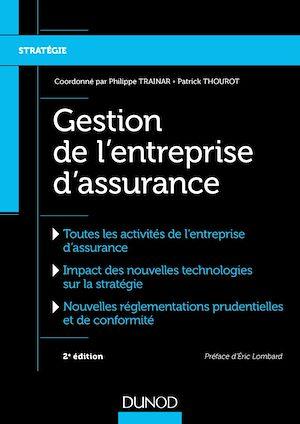 Téléchargez le livre :  Gestion de l'entreprise d'assurance - 2e éd.