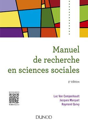 Téléchargez le livre :  Manuel de recherche en sciences sociales - 5e éd.