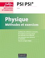 Télécharger le livre :  Physique - Méthodes et exercices - PSI PSI*