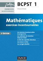 Télécharger le livre :  Mathématiques exercices incontournables BCPST 1 - 2e éd.