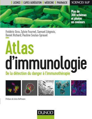 Téléchargez le livre :  Atlas d'immunologie
