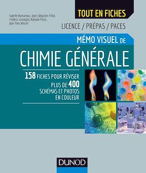 Téléchargez le livre :  Mémo visuel de chimie générale