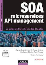 Télécharger le livre :  SOA , microservices et API management - 4e éd