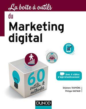 Téléchargez le livre :  La boîte à outils du Marketing digital