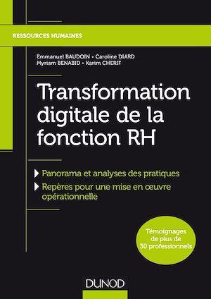 Téléchargez le livre :  Transformation digitale de la fonction RH