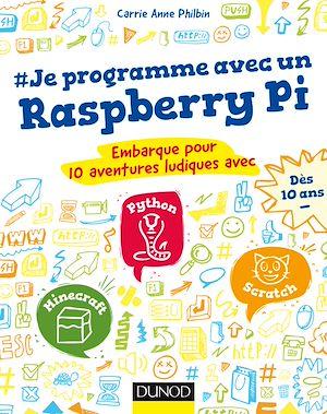 Téléchargez le livre :  Je programme avec un Raspberry Pi