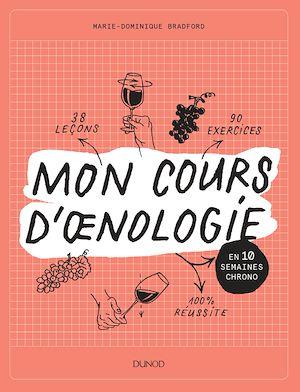Téléchargez le livre :  Mon cours d'oenologie