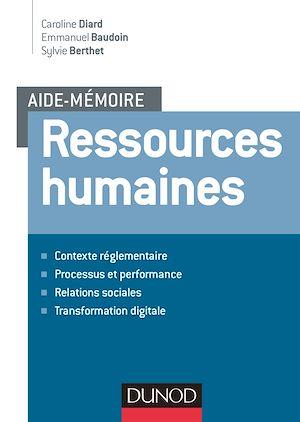 Téléchargez le livre :  Aide mémoire - Ressources humaines