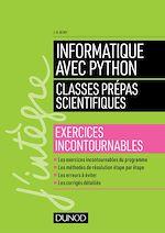 Télécharger le livre :  Informatique avec Python - Classes prépas scientifiques