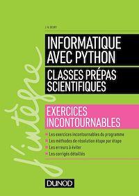 Informatique avec Python - Classes prépas scientifiques