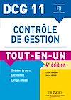 Téléchargez le livre numérique:  DCG 11 - Contrôle de gestion - 4e éd.