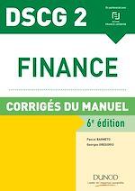 Télécharger le livre :  DSCG 2 - Finance - 6e éd.