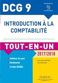 DCG 9 - Introduction à la comptabilité 2017/2018