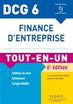 Télécharger le livre :  DCG 6 - Finance d'entreprise - 6e éd.