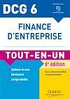 Téléchargez le livre numérique:  DCG 6 - Finance d'entreprise - 6e éd.