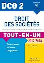 Télécharger cet ebook : DCG 2 - Droit des sociétés 2017/2018- 10e éd.