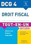 Téléchargez le livre numérique:  DCG 4 - Droit fiscal 2017/2018 - 11e éd.