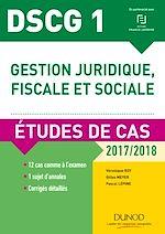 Télécharger le livre :  DSCG 1 - Gestion juridique, fiscale et sociale - 2017/2018