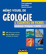 Télécharger le livre :  Mémo visuel de géologie - 2e éd.