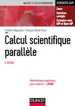 Télécharger le livre :  Calcul scientifique parallèle - 2e éd.