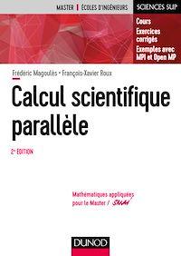 Calcul scientifique parallèle - 2e éd.