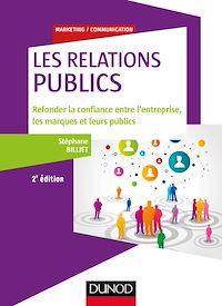 """Les relations """"publics"""" - 2e éd."""