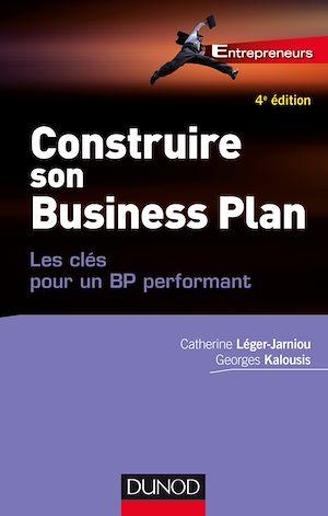 Téléchargez le livre :  Construire son Business Plan - 4e éd.