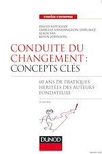 Télécharger le livre :  Conduite du changement : concepts-clés - 3e éd.