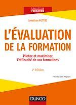 Télécharger le livre :  L'évaluation de la formation - 2e éd.