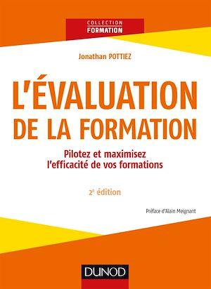 Téléchargez le livre :  L'évaluation de la formation - 2e éd.