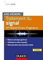 Télécharger le livre :  Aide-mémoire - Traitement du signal - 3e éd.