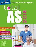 Télécharger le livre :  Total AS 2018 - Le concours aide-soignant