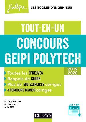 Téléchargez le livre :  Concours Geipi Polytech