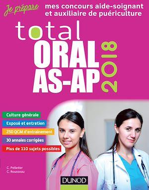 Téléchargez le livre :  TOTAL ORAL AS-AP 2018