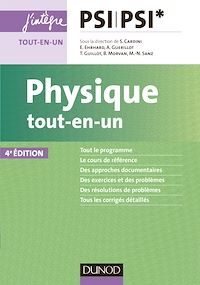 Physique tout-en-un PSI-PSI* - 4e éd.