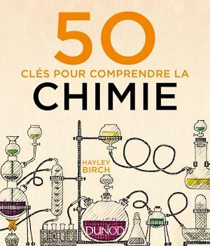 Téléchargez le livre :  50 clés pour comprendre la chimie