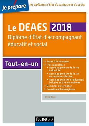 Téléchargez le livre :  Je prépare le DEAES 2018