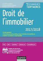 Télécharger cet ebook : Droit de l'immobilier 2017/2018