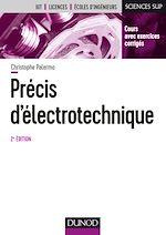 Télécharger le livre :  Précis d'électrotechnique - 2e éd.