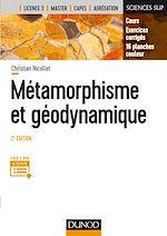 Télécharger le livre :  Métamorphisme et géodynamique - 2e éd.