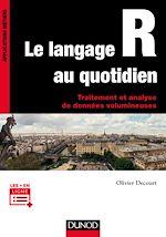 Télécharger le livre :  Le langage R au quotidien
